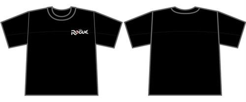 ROGUE ROGO TシャツS~2L