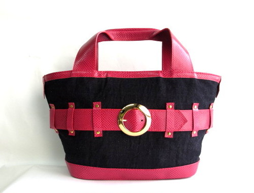 ☆Sale☆トートバッグ <belt tote pink>