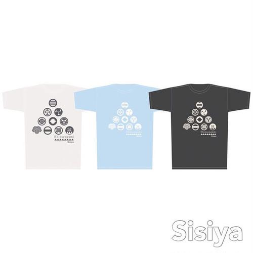 新選組 家紋 T-shirt