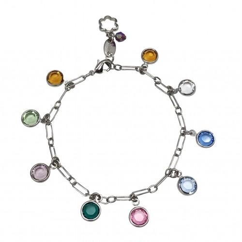 ブレスレット マルチカラー KRiKOR ドイツ製 Bracelet Multi-color
