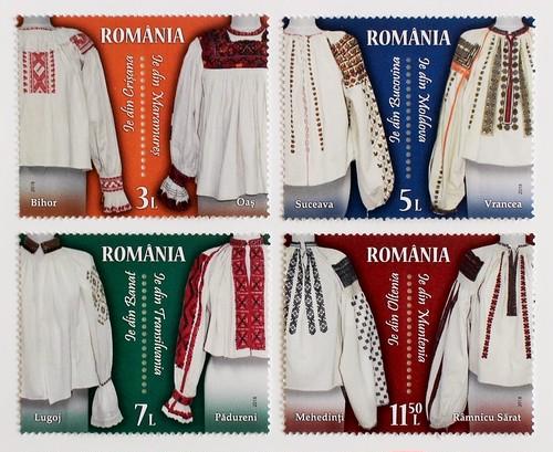 民族衣装 / ルーマニア 2018