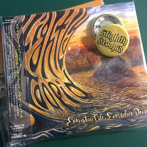 SLIGHTLY STOOPID / Everyday Life, Everyday People (CD)