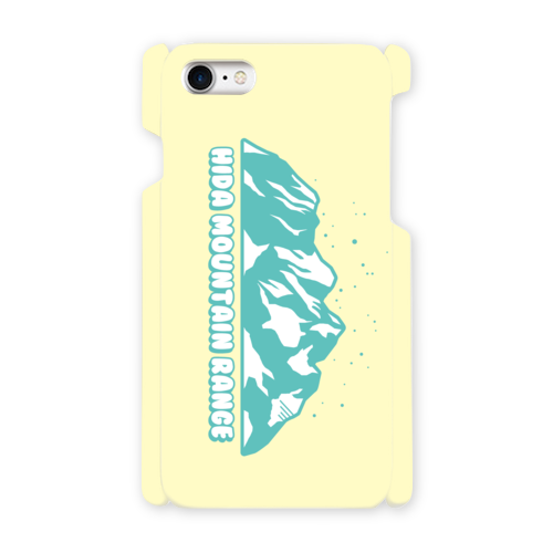 【飛騨山脈】 phone case (iPhone / android)