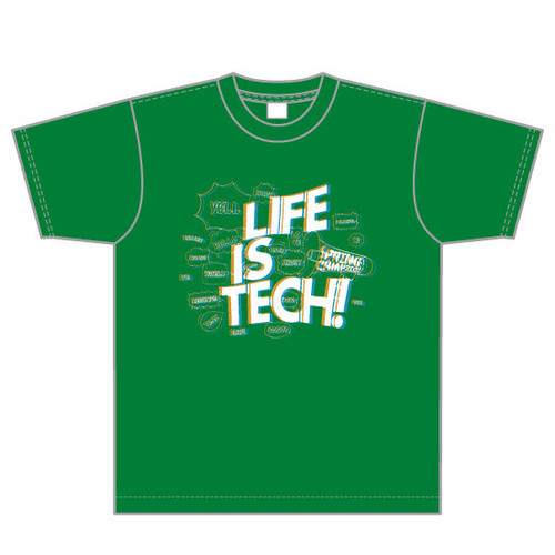 SPRING CAMP 2021 Tシャツ - グリーン