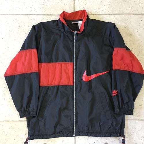 90s  NIKE  ナイロンジャケット  size:L