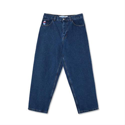 POLAR SKATE CO BIG BOY PANTS DARK BLUE
