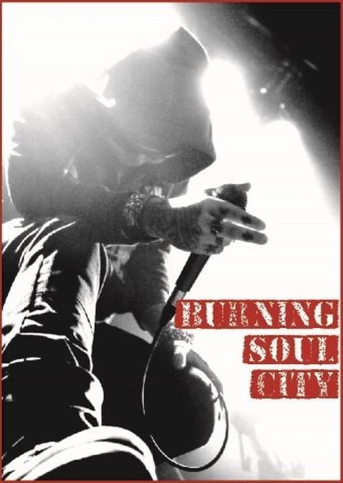 [BURNING SOUL DVD] BURNING SOUL CITY