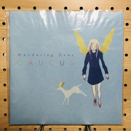 CAUCUS / Wandering Ones (7″)