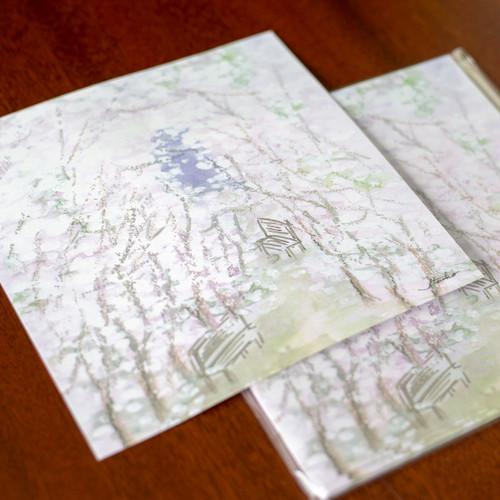 折り紙便箋