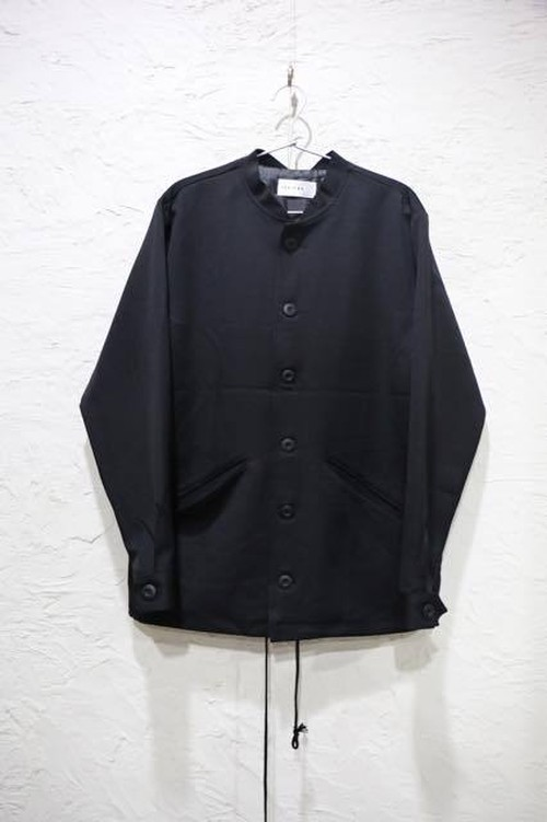 Black Shirt Blouson