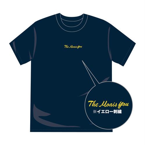 【NEW!】刺繍Tシャツ / ネイビー