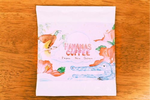 Drip Coffee Papua New Guinea シングルオリジン Hamamas Coffee