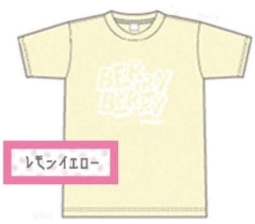 Re:MOA オリジナル 『BERRY BERRY』Tシャツ レモンイエロー