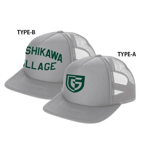 GUSHIKAWA VILLAGE MESH CAP