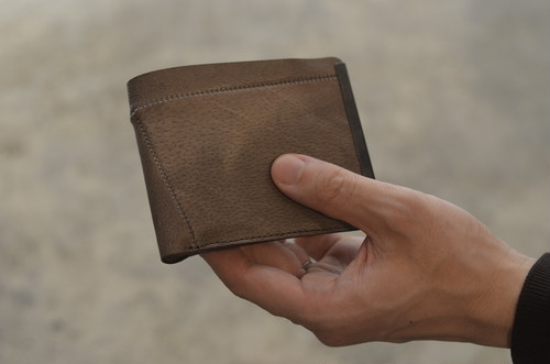 Six coup de foudre×Sugata 二つ折り財布