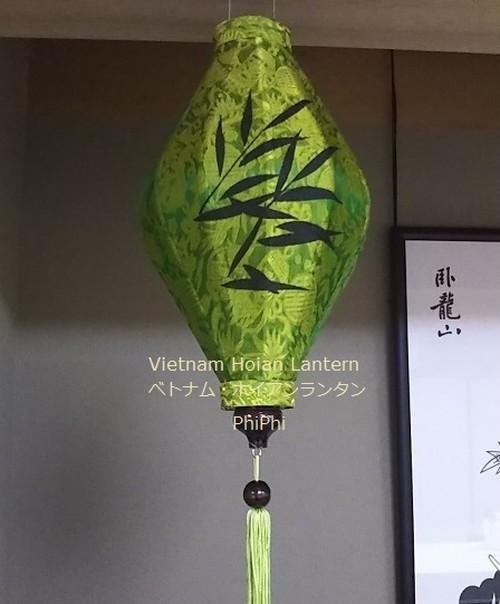 ベトナムランタン・ホイアンシルク提灯・イベント・お祭り・インテリア Daiya35 TG