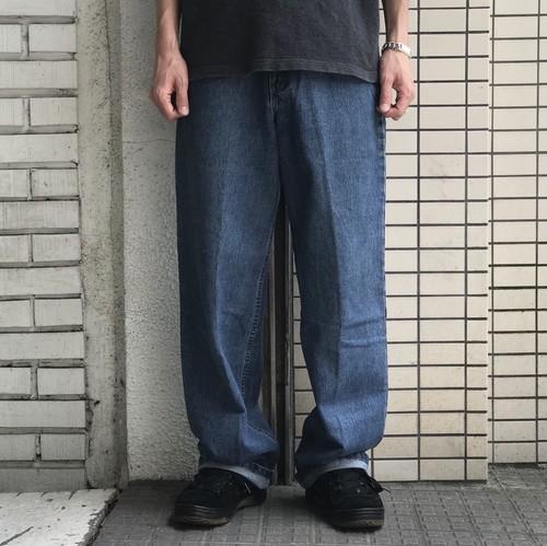 90's LEVI'S SILVERTAB LOOSEWIDE LEG DENIM PANTS