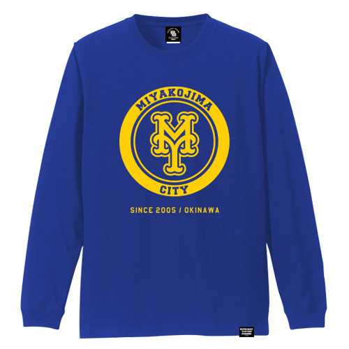MIYAKOJIMA CITY LONG SLEEVE TEE