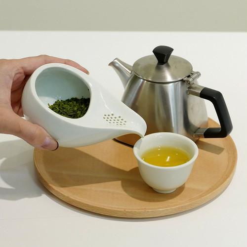 ひとしずくセット ー 時の流れを味わう茶器