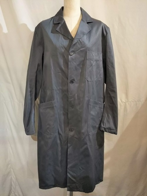 ALSICO  Vintage shop coat [L-117]