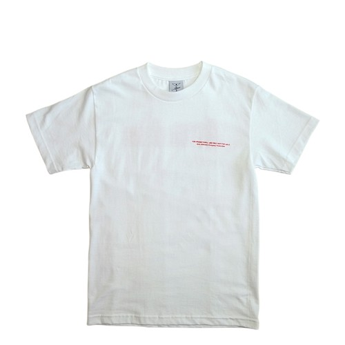 ALLTIMERS BROADWAY TEE White