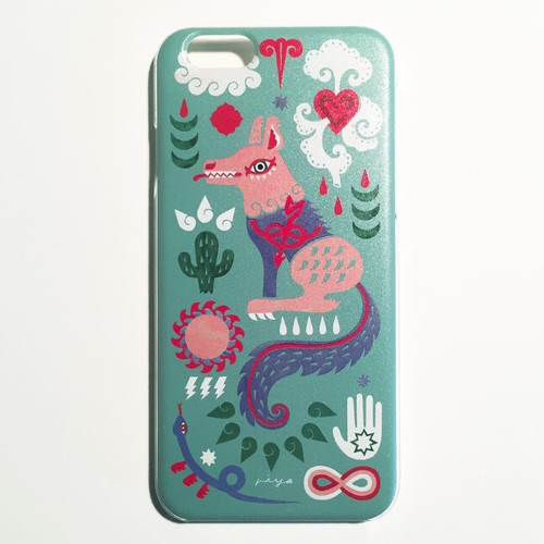 iphone6 / 6s用ケース COYOTE【GREEN】