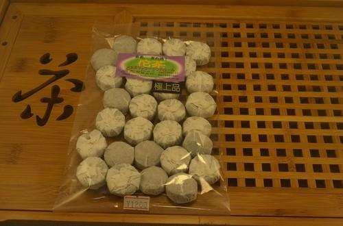 【中国】雲南省 沱茶(プーアル茶)極上品 30個