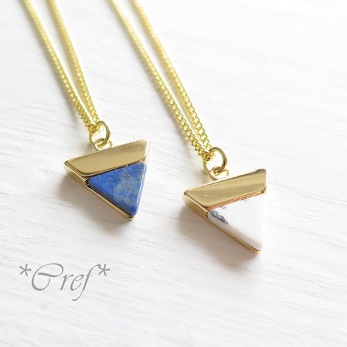 SALE!*coolly triangle*ネックレス