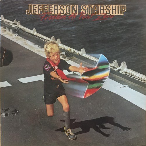 JEFFERSON STARSHIP / FREEDOM AT POINT ZERO (1979)