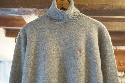 00's Ralph Lauren lambs wool turtleneck Sweater