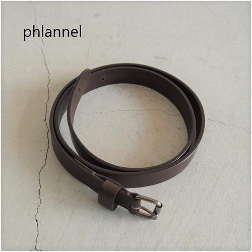 Phlannel/フランネル・レザーベルト