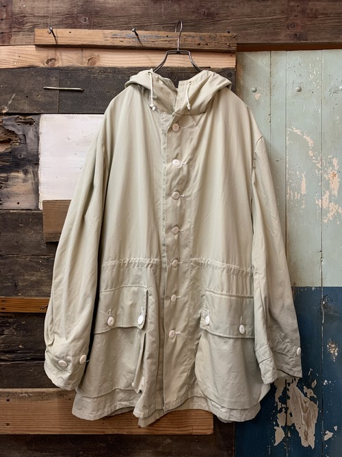 swedish army snow parka M-62 deadstock