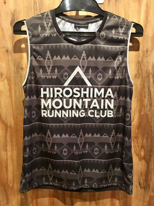 MMA(マウンテンマーシャルアーツ) HIROSHIMA MRC Sleeve-less Native