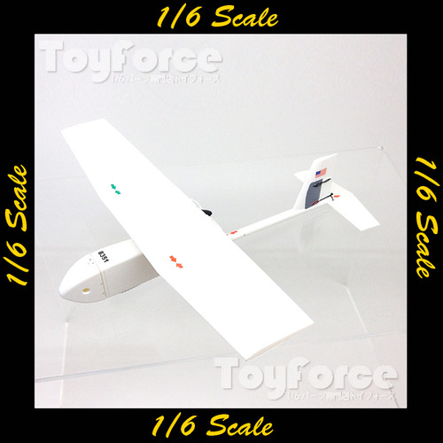 【02885】 1/6 DID U.S. Navy SBT Weimy RQ-11 UAV 小物