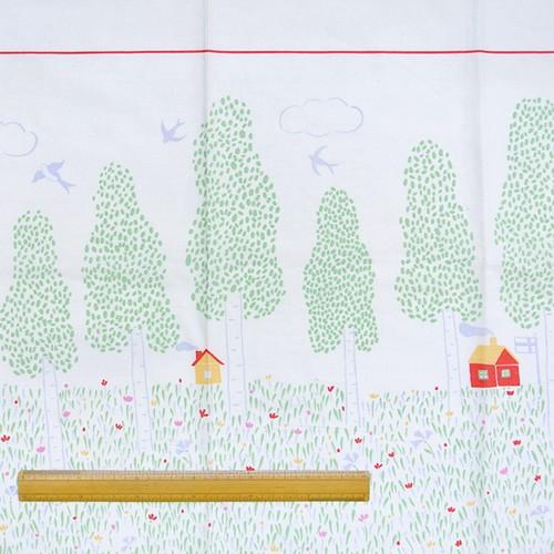 プリントカーテン(横96×縦64)