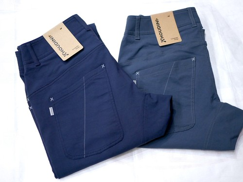HOUDINI / ACTION TWILL PANTS