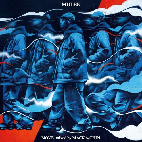 MULBE / MOVE mixed by MACKA-CHIN (CD)