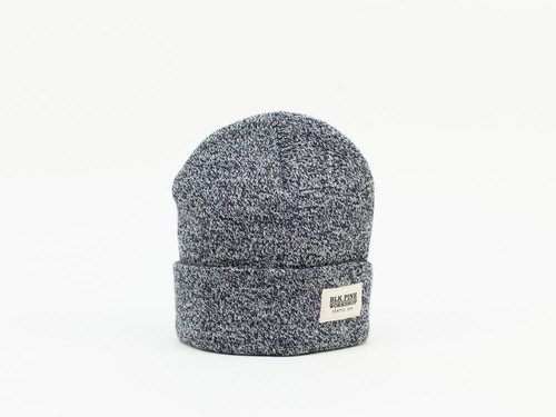 TIGHT KNIT BEANIE - NAVY
