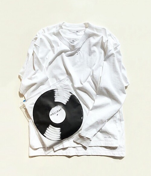 HOLIDAY / SUPER FINE DRY PACK L/S T-SHIRT