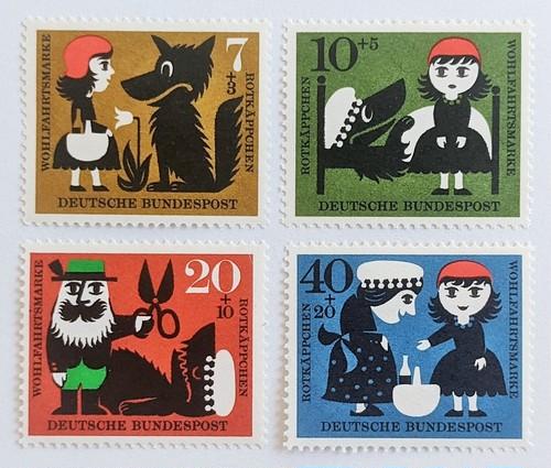 赤ずきん / ドイツ 1960