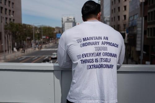 Long Sleeve T-shirt (WH)の商品画像2