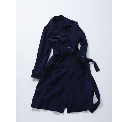 Mulberry Coat - Robe indigo /Silkworm