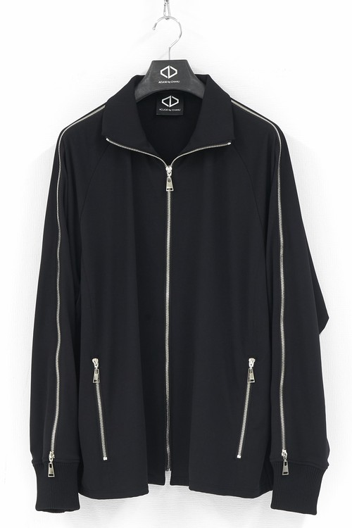 Zip Pocket Jersey Jacket [20-21AW COLLECTION]