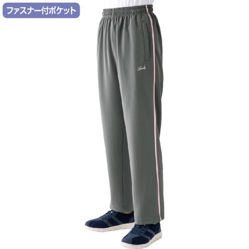 (お取り寄せ)婦人・ファスナー付ポケットパンツ