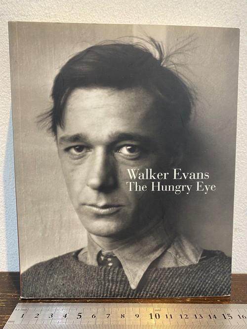 洋書 Walker Evans  The Hungry Eye