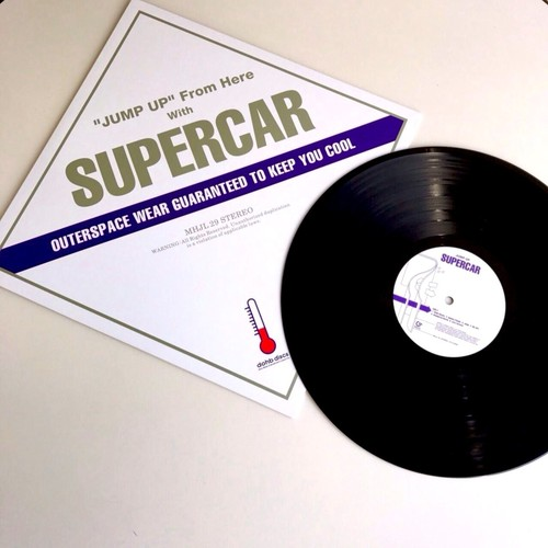 SUPERCAR - JUMP UP (LP)
