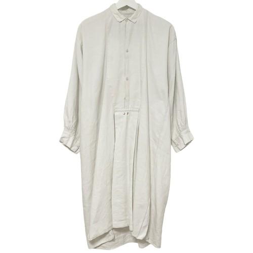 3 French Antique Linen Shirt