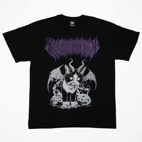Infernal Cat T-shirt