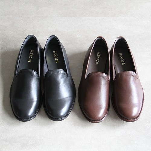 BICASH  【 mens 】slip on shos