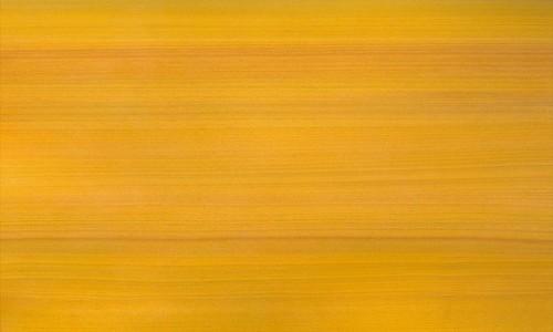 桧ツキ板 柾目 1.0mm厚 30*15cm 染色黄
